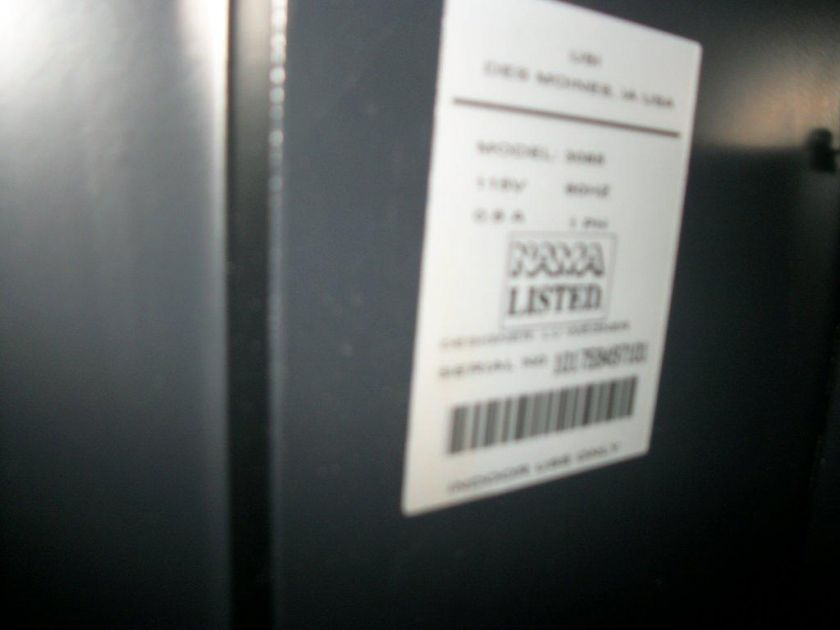 USI Vending Machine FSI 3085
