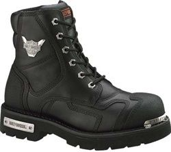 Harley Davidson Mens Stealth Motorcycle Riding Boot D91642