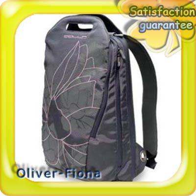 Travel Bag Backpack for HP Dell Sony IBM Laptop Gray