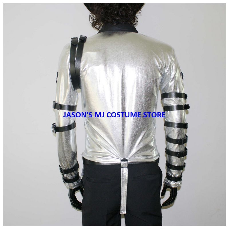 WOW MICHAEL JACKSON FULL BAD TOUR OUTFIT IN JAPAN PROFESSIONAL